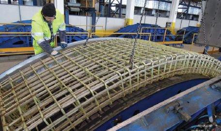 renforts beton arme