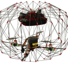 EPFL Creates a Delivery Drone Inspired by Origami