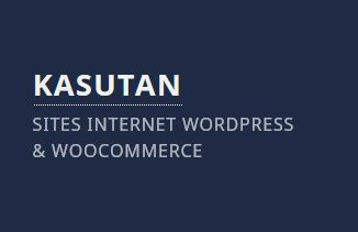 Kasutan - sites internet WordPress et WooCommerce